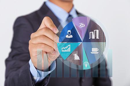 虚拟金融管理图图片