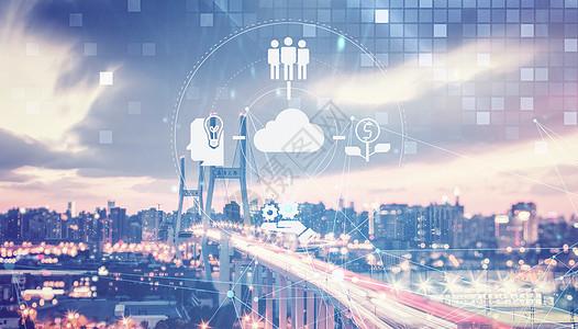 科技智能云图片