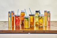 夏日饮品饮料果茶图片