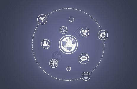 互联网络科技图片
