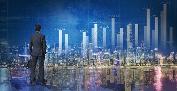 城市和成功人士图片