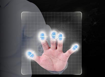 手指纹图片