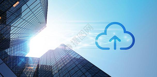 城市云服务图片
