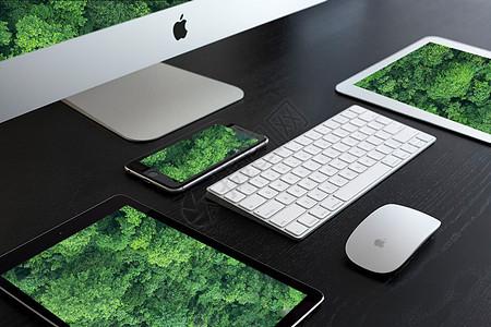 WIFI手机与科技图片