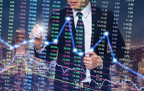 股票曲线图图片