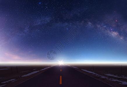 银河 星空图片