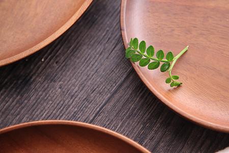 小清新木质托盘图片