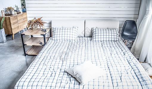 卧室居家装修图片