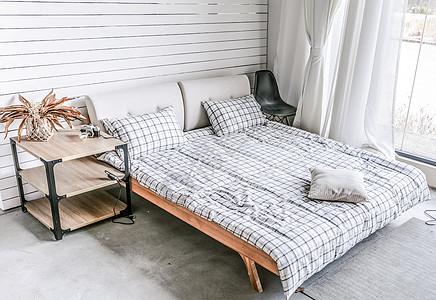 居家卧室图片
