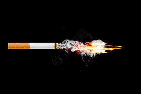 香烟子弹 图片
