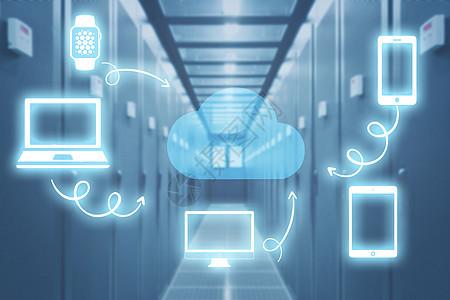 机房科技云图片