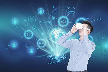 VR的感官世界图片