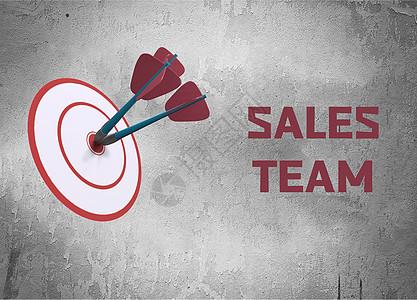 销售团队成功理念图片