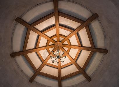 房屋天花板吊灯图片