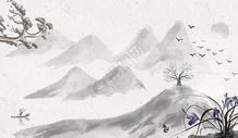 励志中国风图片
