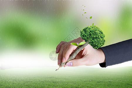 环保手握笔图片