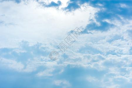 天空蓝图片
