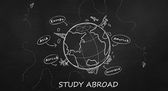 海外留学绘画图片