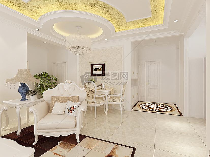 拼花客厅客厅效果图二级吊欧式客厅效果图图片欧式客厅效果图图片免费
