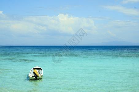 马来西亚美人鱼岛 海岛风景图片