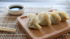 水饺静物图片