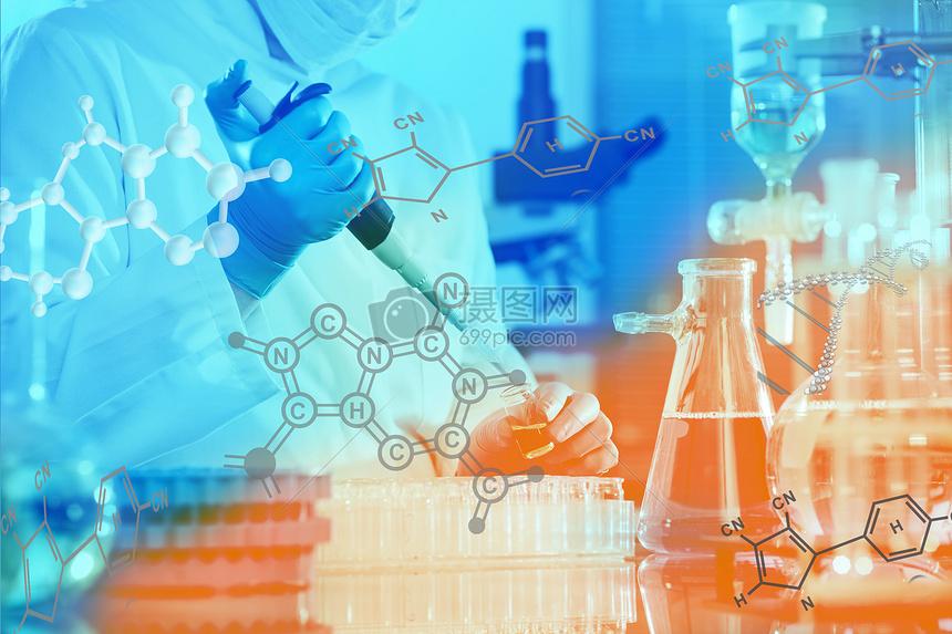 科学医疗实验图片