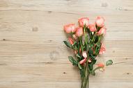 玫瑰花摆拍图片