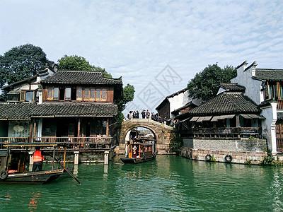 江南水乡乌镇图片