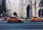 美国华尔街城市街景图片
