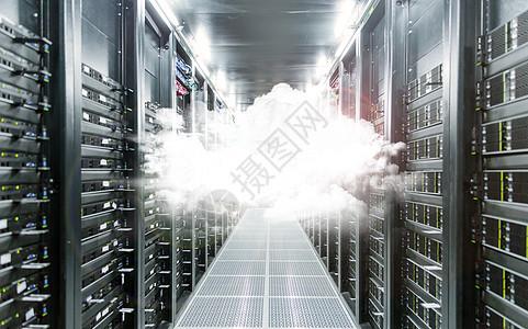 云数据库机房图片