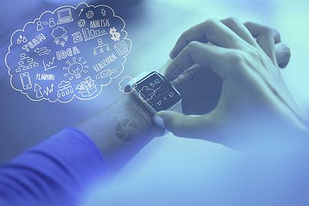 智能手环科技图片