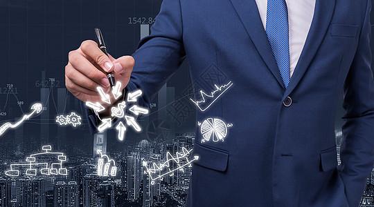 商务科技概念图片