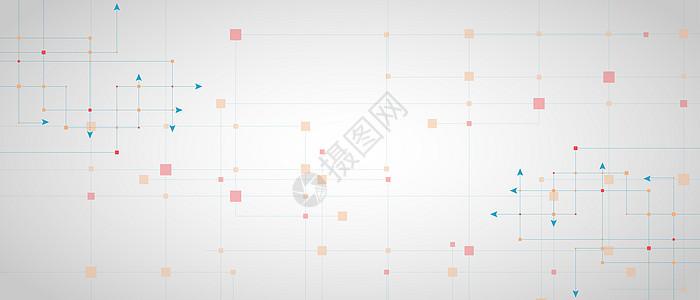 大数据抽象背景图片