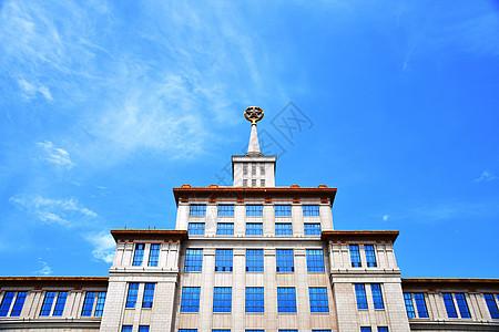 八一大楼图片