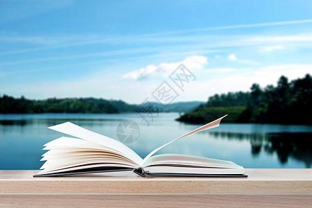 宁静悠远的读书图片