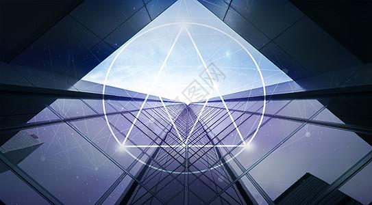 几何结构建筑图片