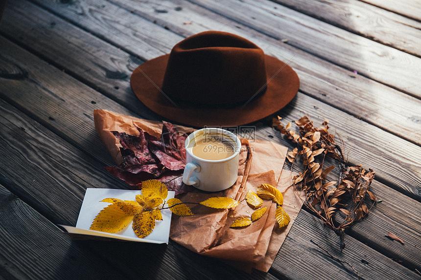 热奶咖啡饮品图片