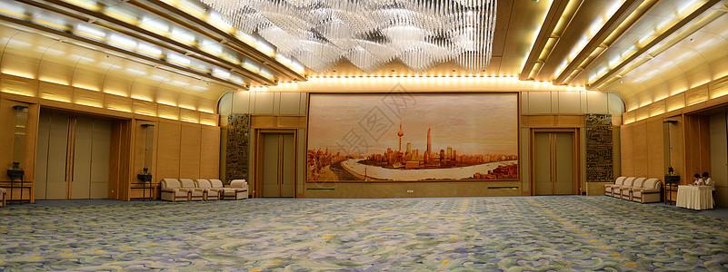 人民大会堂上海厅图片