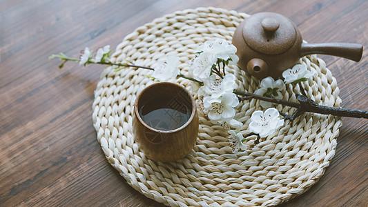 茶道中国风图片