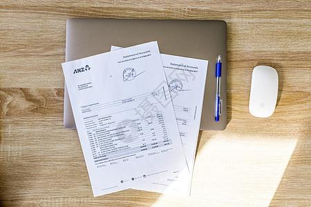 签署商业文件图片