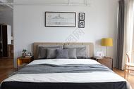 北欧风卧室图片