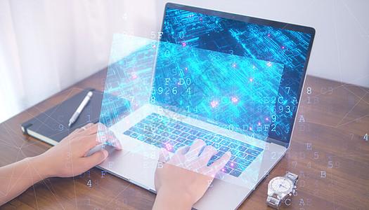 电脑概念科技图片