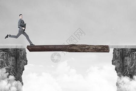 为同事搭建桥梁图片