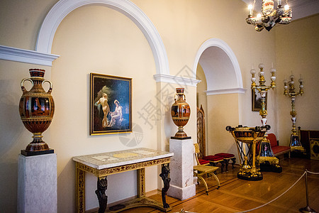 俄罗斯冬宫内景图片