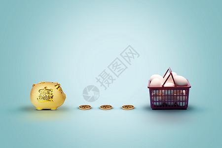 金猪储存罐图片