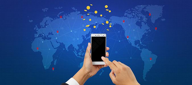 世界互联网交易图片