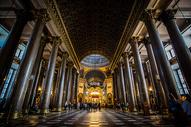 圣瓦西里升天大教堂内部图片