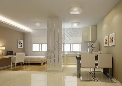 小公寓室内效果图图片