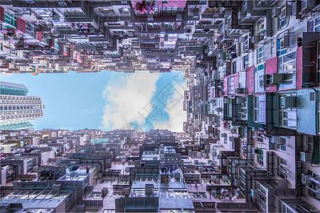 香港怪兽大厦图片