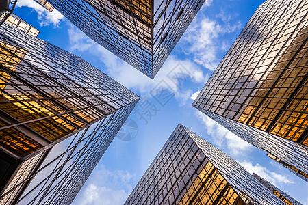 香港城市高楼图片